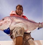 深海狩猎之旅:船只、鱼类种类和技术
