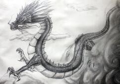神话中的瑞兽图片