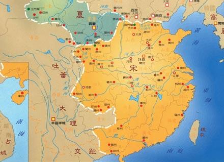 中国宋朝的经济到底有多发达
